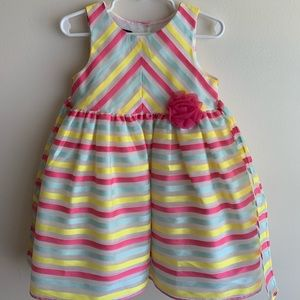 Sweet summer dress (2t)